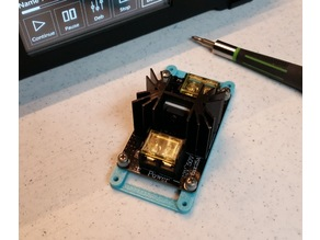 Mosfet Board mount / support