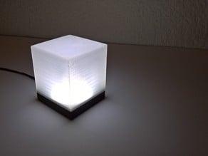 Lamp Led Cube