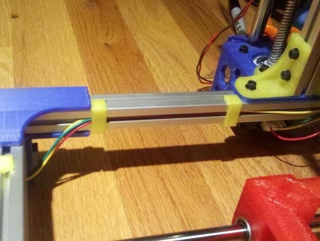 1515 flat wire clip