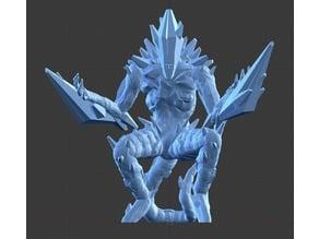 Gloomhaven Monster: Frost Demon