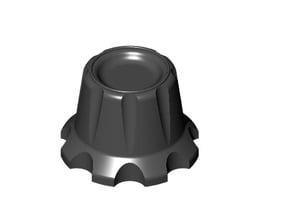 F1 knobs