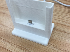 iPhone 6 Dock for Amazon Basic Charger