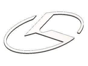 New Kia Badge from Kia Stinger