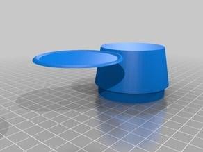 Hub cap for MGB Minator Minilite