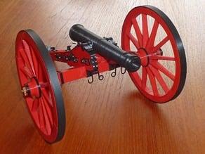 6-Pdr. Field Gun 1841