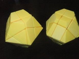 Customizable Rubiks Cube Shapes