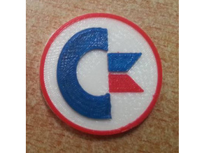 Commodore Coin (for shopping carts) manual colorchange