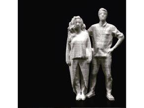 Eric & Nahal 3D Scan