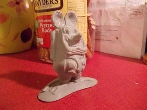 Rat Fink (based on the Ed Roth model)