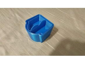 Nesting cup holder trays for second generation Toyota Prius