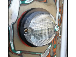 Jeep CJ/DJ Reverse light bezel