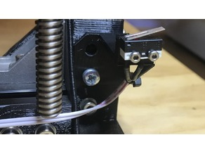Tevo Tarantula Adjustable Z End Stop - Left