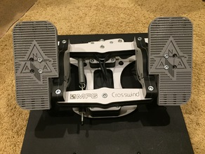 Custom Pedals For MFG Crosswind