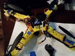Large Quadcopter Frame