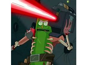 Pickle Rick- Rick and morty