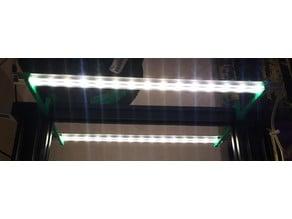 Ender 3 LED halter Beidseitig
