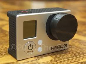 GoPro Hero3 Lens Cap