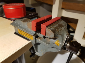 Small Vise Jaws