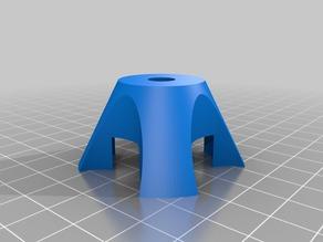 Parametric universal spool holder 25-50mm