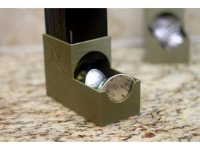 Nespresso Vertuoline Pod Capsule Dispenser / Holder for new Packaging