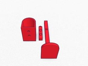 Tiny mailbox