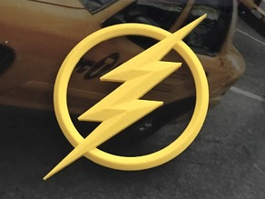 The Flash Logo Season 2/3