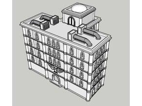Adeptus Titanicus Building No.2 - Intact