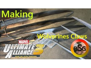 Marvel Ultimate Alliance 3 - Wolverines Claws