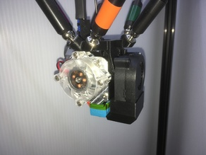 UltiBots + E3D Titan Aero (magball version)