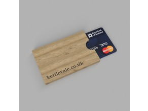 Credit Card or Business Card Holder