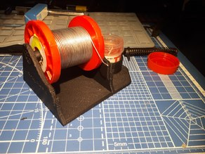 Solder and Flux stand