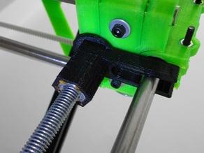 Anti backlash Z isolator for 3D printers