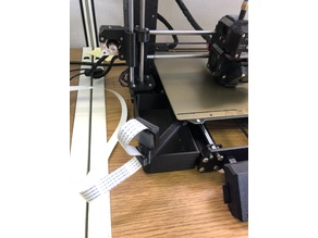 Prusa i3 MK2/MK3 Raspberry Camera Mount 45 Deg