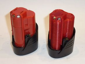 Milwaukee M12 Battery Case