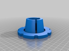 HP DESIGNJET T1100 paper adapter