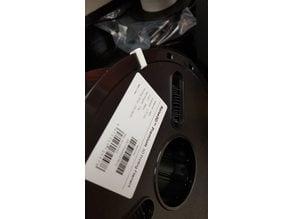 Raise3D Filament Spool Clip 1.75mm