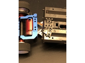 Kyosho H-plate support MZ210