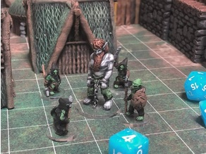 Firbolg Prisoner (Heroic scale)