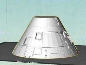 Apollo Command Module (Solid)