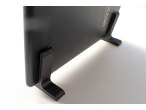 A simple FireHD 8 stand