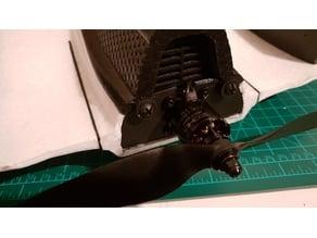 Dart XL Reinforced Motor Firewall
