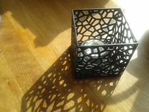 Voronoi Tealight Holder