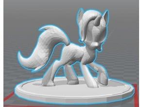 Unicorn Play Piece