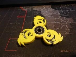 Dragon Fidget Spinner - Wingnut2k #1