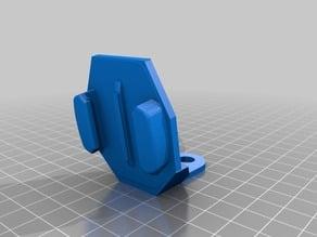 Gopro mount for under MT09 headlight