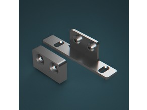 Hettich MultiTech Drawer Front Fixing Bracket