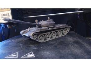 T-62A Russian Medium Tank