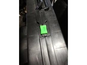 slide clip for bbq case