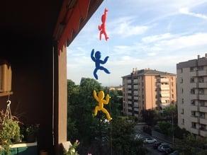 The flying Thingummies