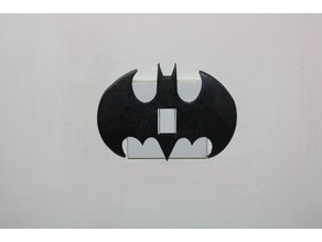 Batman Light switch cover